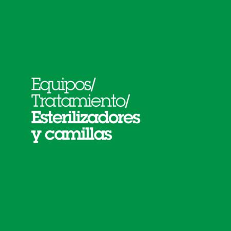 Eterilizadores y Camillas