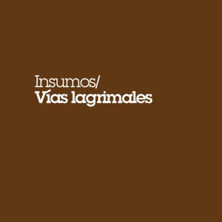 Vías Lagrimales